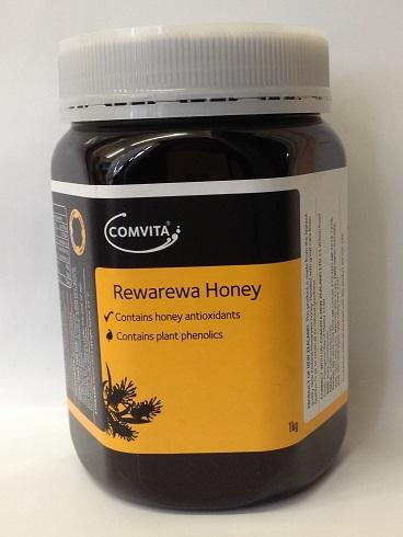 Rewarewa Honey 1kg